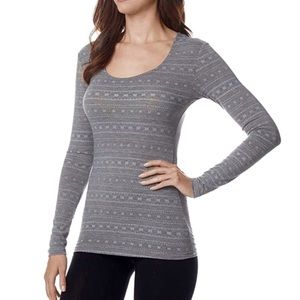 NWT! 32 Degrees Women's Long Sleeve Thermal Top